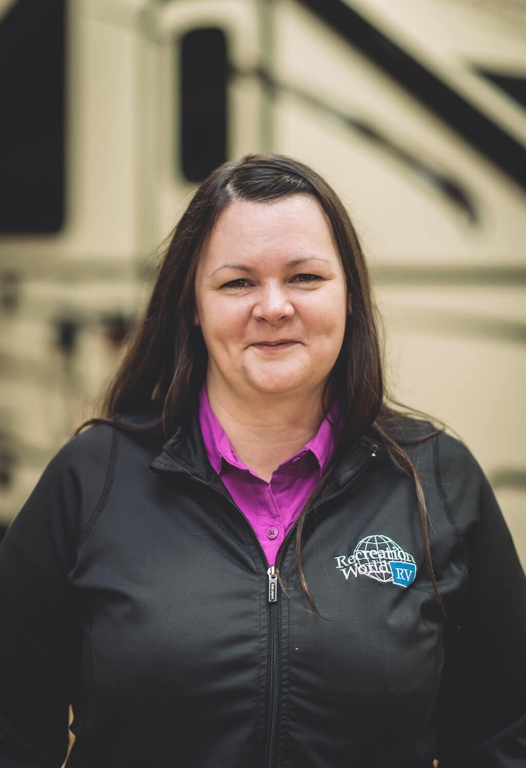 Pam from Sales at Rec World RV